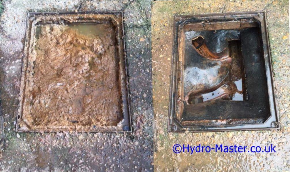 Blocked Drains Hydro Master Peterborough
